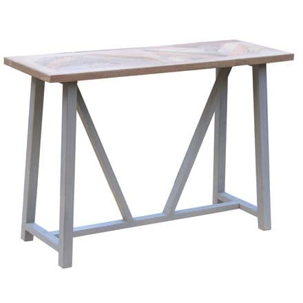 Nordic Grey Collection Console Table